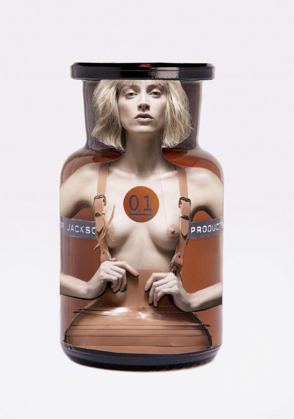 Marco Huelsebus - Jeannie in a bottle - artistspool.com